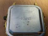 Редкие часы электроника 59 на запчасти или под восстановление, фото №5