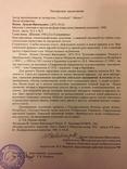 """Картина Л.В.Попова """"Мальчик с книгами и прутом"""" 1900 г., фото №7"""