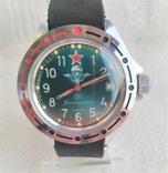 Часы Восток Командирские ВДВ, фото №2