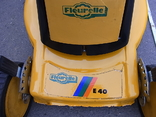 Газонокосарка FLEURELLE E 40 1600 W з Німеччини, фото №4