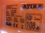 Пилосос Садовий ATIKA KLS 1600 1600W з Німеччини, фото №10