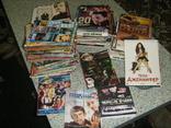 Диски с фильмами 200 штук. DVD, фото №2
