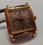 Часы Cuervo and Sobrinos в позолоченом корпусе 1960-х годов модель., фото №8