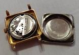 Часы Cuervo and Sobrinos в позолоченом корпусе 1960-х годов модель., фото №12