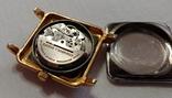 Часы Cuervo and Sobrinos в позолоченом корпусе 1960-х годов модель., фото №13