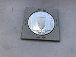 20 долларов 1985 Британские Виргинские острова серебро, фото №3