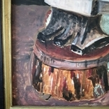Картина Кузнец в раздумьях, фото №7