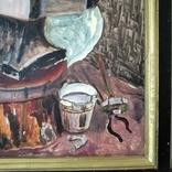Картина Кузнец в раздумьях, фото №8