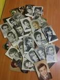 Открытки с фото популярных актеров советского кино и театра 60-70х, фото №3