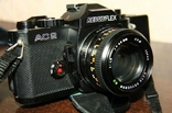 Фотоаппарат REVUEFLEX AC 2(+аксессуары)., фото №13