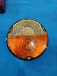 Фонарь передний (подфарник) герметичный, металл. корпус ПФ-133 ГАЗ-53, 66 СССР, фото №6