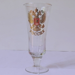Фужер герб России, фото №2