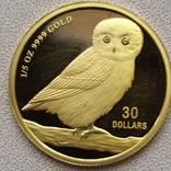 30 долларов 2005г.Тувалу., фото №8