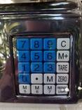 Рыночные электронные торговые весы до 50 кг Matarix, фото №5