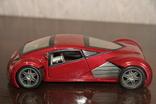 Автомодель Lexus Sports Car Model Year 2054 (Maisto 1/24), фото №2