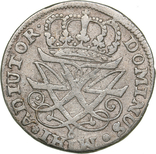 Дания. Фредерик IV (1671-1730). 12 скиллингов1716 г., фото №2