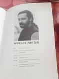 Два фотоальбома немецкого фотографа Вернера Павлока Werner Pawlok, фото №4