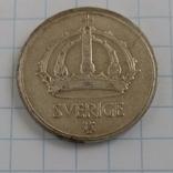 50 эре 1947г Швеция серебро, фото №2