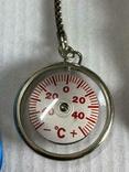 Брелок-термометр СССР№5, фото №7