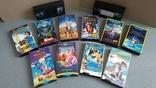 Видеокассеты - 54 шт, DVD - 7 шт. Мультфильмы., фото №6
