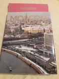 Книга фотоальбом Москва на английском языке, фото №2