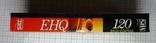 Видеокассета SKC EHQ120, чистая., фото №5