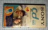 Видеокассета SONY CD180., фото №3
