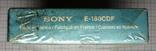 Видеокассета SONY CD180., фото №8