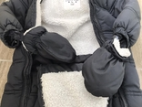 Комбинезон на холодную осень 6-9 мес., фото №5