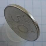 50 эре 1956г Швеция серебро, фото №4
