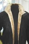 Тёплая мужская куртка BASIC LINE на меху. Лот 342, фото №5
