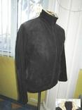 Тёплая мужская куртка BASIC LINE на меху. Лот 342, фото №7