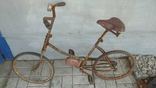 """Велосипед """"Олененок"""" 1975 год., фото №12"""