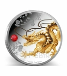 Feng Shui: Dragon (2015) 1 унция. Фен-шуй: Дракон (2015), фото №2
