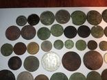Монети різні 153 штуки, фото №5