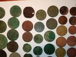 Монети різні 153 штуки, фото №6