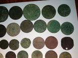 Монети різні 153 штуки, фото №7