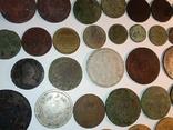 Монети різні 153 штуки, фото №11