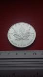 5 Канада 2007 г Кленовый лист, фото №9