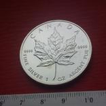 5 Канада 2007 г Кленовый лист, фото №10