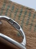 Серебряная ладанка 925, фото №6