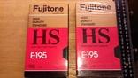 Видеокассеты Fujitone Japan, фото №3