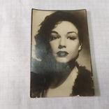 Фото актриса Симона Синьоре. Франция, фото №2