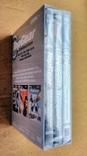 """Запечатанная BBC DVD """"Top Gear"""" коллекция из трёх дисков, 2006 г., фото №9"""