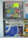 CD диски 8 шт компютери інтернет, фото №3