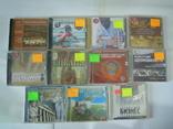 CD диски 11 шт різне, фото №2