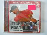 CD диск Tiger Woods PGA Tour 06 Зірки світового спорту, фото №2