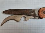 Нож складной СССР, фото №10