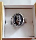Перстень, кольцо Священное сердце Иисуса, фото №2