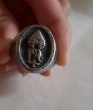 Перстень, кольцо Священное сердце Иисуса, фото №6
